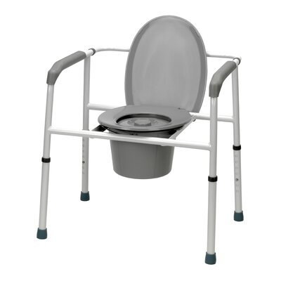Revolution Mobility Barriatric 3-In-1 Commode