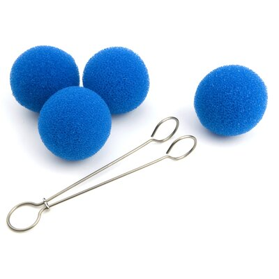 Droog Spare Sponges in Blue