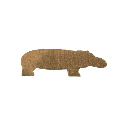 Droog Hippo Mat by Ed Annink for Droog