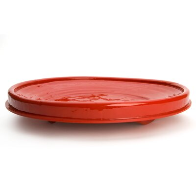 Revisited Plate in Red by Bas Warmoeskerken for Droog