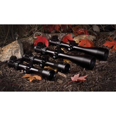 True View Konig Rings Rifle Scope