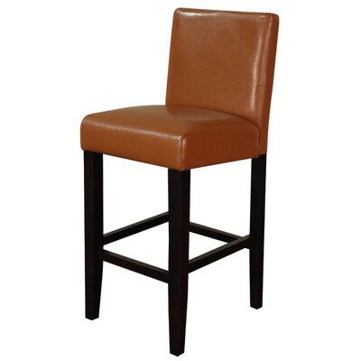Monsoon Pacific Villa Faux Leather Counter Stool (Set of 2)