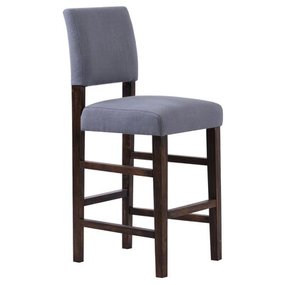"Monsoon Pacific Bridger 29"" Bar Stool with Cushion"