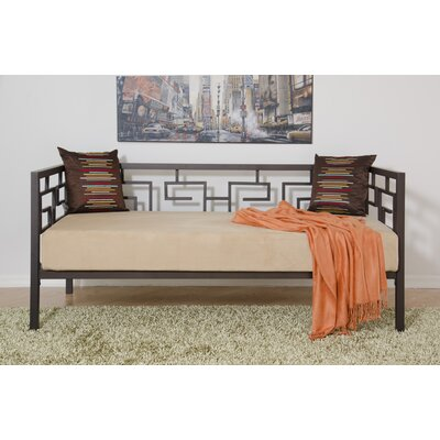 In Style Furnishings Greek Key Daybed