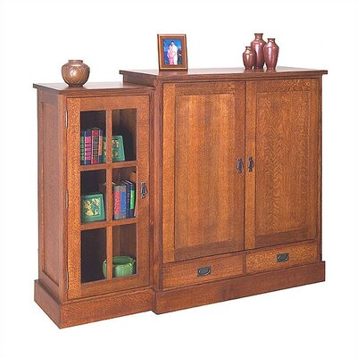 Craftsman Entertainment Entertainment Center