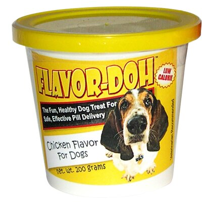 Vet Preferred Solutions Flavordoh Dog Treat (200 Grams)