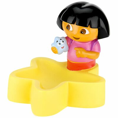 Franco Manufacturing Nickelodeon Dora the Explorer Starcatcher Soap Dish