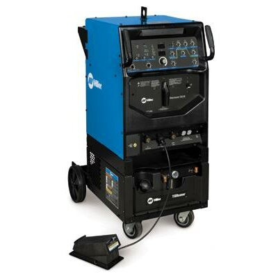 Miller Electric Mfg Co Syncrowave 250 DX TIG 200/230/460V Welder