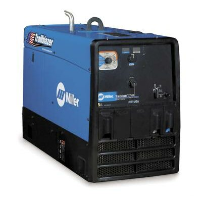 Miller Electric Mfg Co Trailblazer 275 DC Multi-Process Generator Welder 275A with 23HP Kohler Engine and GFCI Receptacles