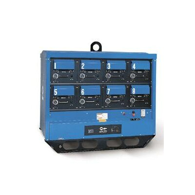 Miller Electric Mfg Co VIII®-2  230/460/575V Multi-Process Welder with 8 CC Modules