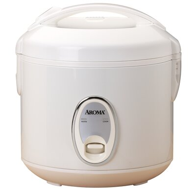 Aroma 4 Cup Cool Touch Rice Cooker