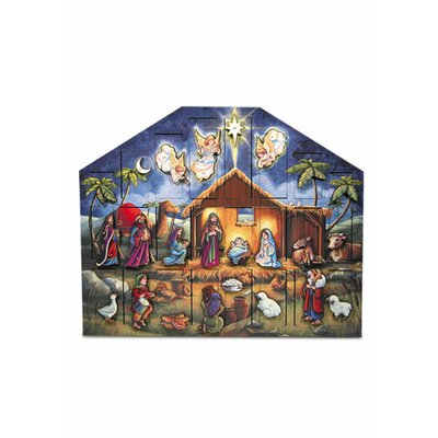 Byers' Choice Nativity Advent Calendar
