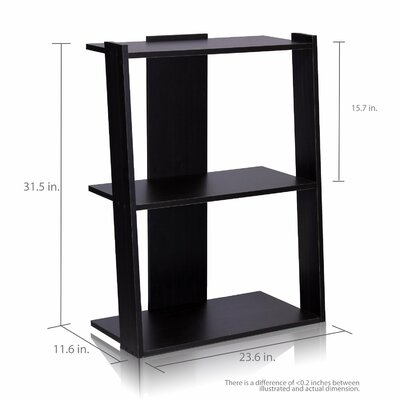Furinno Hidup Tropika Medium Ladder Shelf