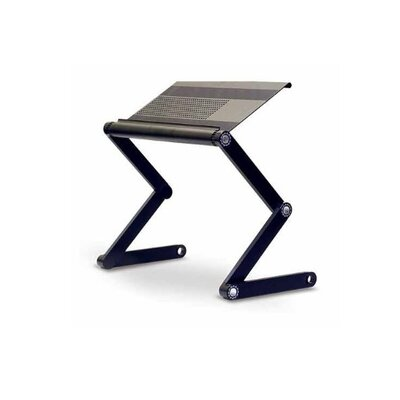 Furinno Ultralight Vented Laptop Table / Portable Bed Tray Book Stand