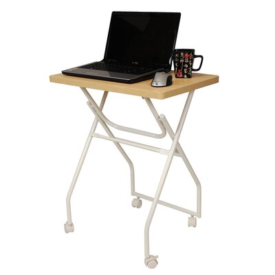 Folding Multipurpose Personal Notebook Stand TV Tray Table