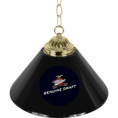 Miller Genuine Draft Single Lamp