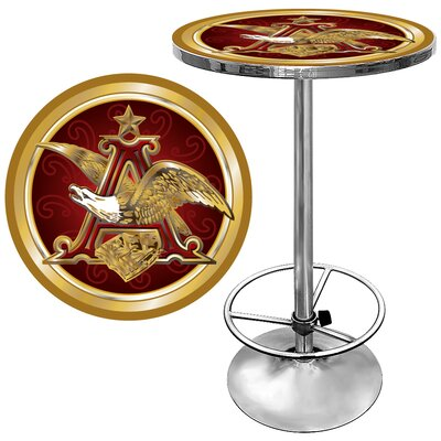 Trademark Global Budweiser Pub Table