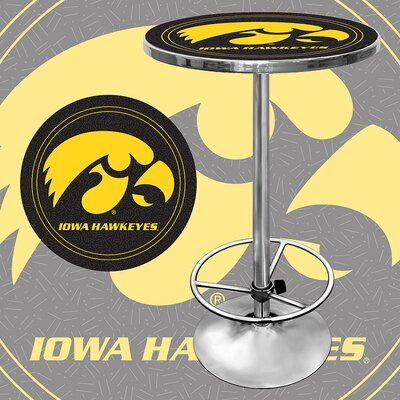 Trademark Global University of Iowa Pub Table