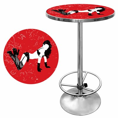 Trademark Global Shadow Babes - B Series - Pub Table