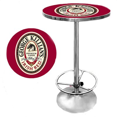 Trademark Global George Killian Irish Red Pub Table