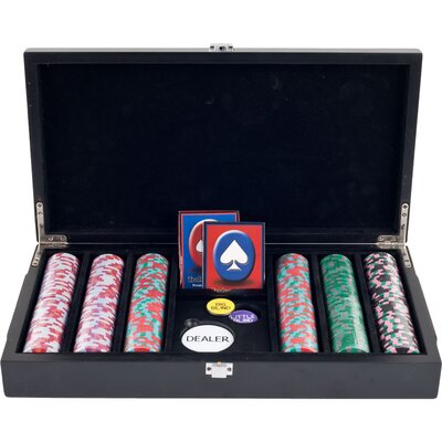 NexGen Pro Poker Chips in Las Vegas Sign Case