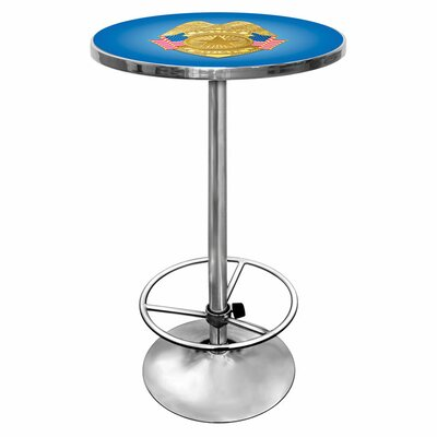 Trademark Global Police Officer Pub Table