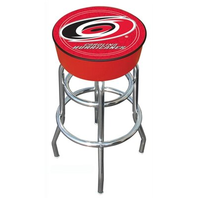 "Trademark Global NHL 30"" Padded Bar Stool"
