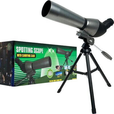Trademark Global Spotting Scope with 20x - 60x Zoom