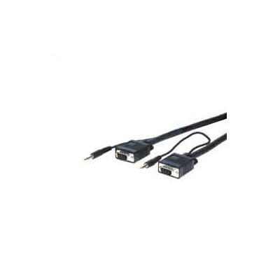 Comprehensive HR Series Premium VGA/UXGA Cables with Audio