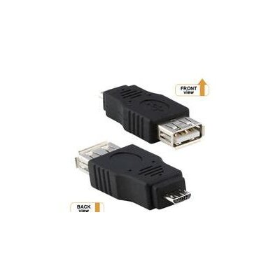 Comprehensive USB A Female To Micro B Male Adapter