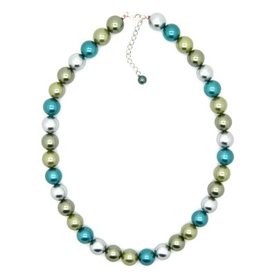 Journey Sterling Silver Pearl Necklace