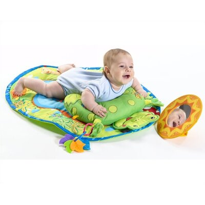 Tummy Time Fun Frog Activity Mat
