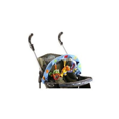 Musical Hippo Arch Car Seat Toy