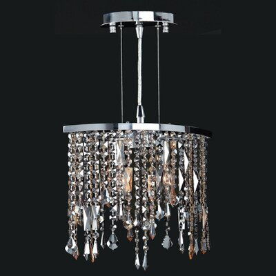 Fiona 2 Light Mini Chandelier