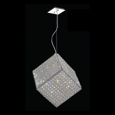 Cube 6 Light Pendant