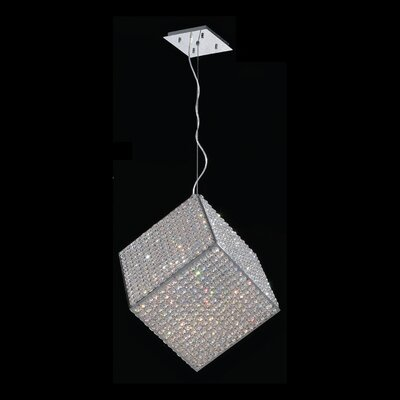 Cube 13 Light Pendant
