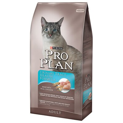 Pro Plan Urinary Tract Health Formula Cat Food (16-lb bag)
