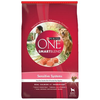 Purina One SmartBlend Adult Sensitive Systems Dog Food