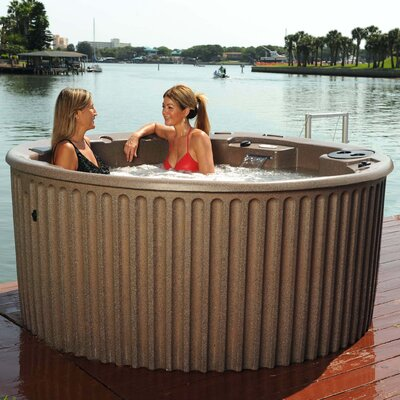 Durasport Antigua Spa with Optional Storage Steps