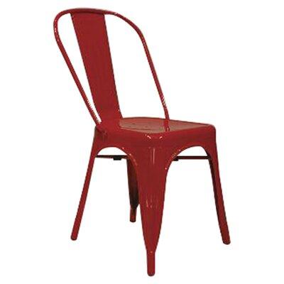 Metallica Metal Dining Chair (Set of 4)
