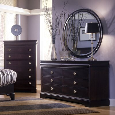 Baton Rouge 8 Drawer Dresser