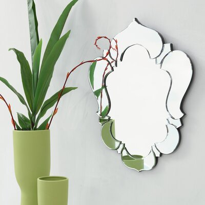 dCOR design Vishnu Mirror in Clear