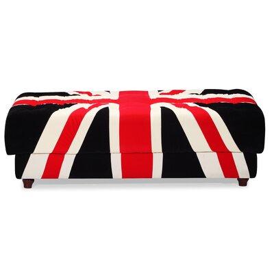 Union Jack Ottoman Wayfair