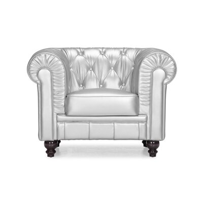 dCOR design Aristocrat Leather Chair