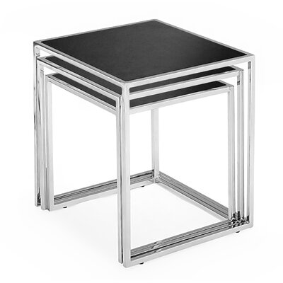 dCOR design Pasos 3 Piece Nesting Tables