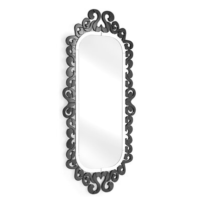 dCOR design Shiva Mirror in Black