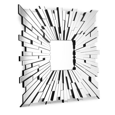 dCOR design Bang Mirror in Clear