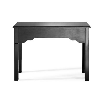 dCOR design Joli Vanity Table in Black