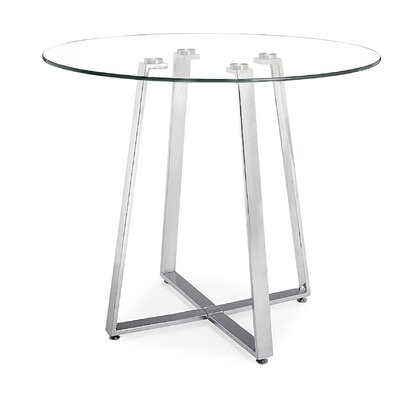 dCOR design Lemon Drop Counter Table