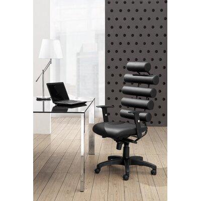 dCOR design Unico Office Chair in Black